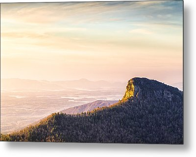 Table Rock Mountain - Linville Gorge North Carolina Metal Print