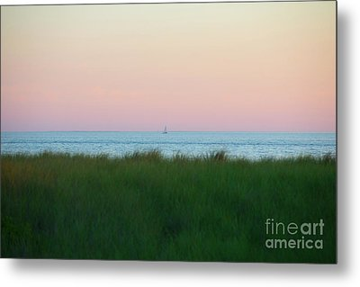 Pastel Sunset Metal Print