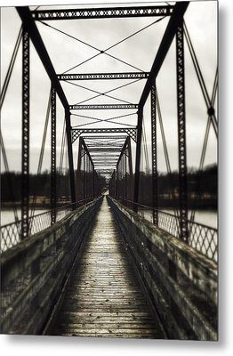 Path To Nowhere Metal Print by Jame Hayes