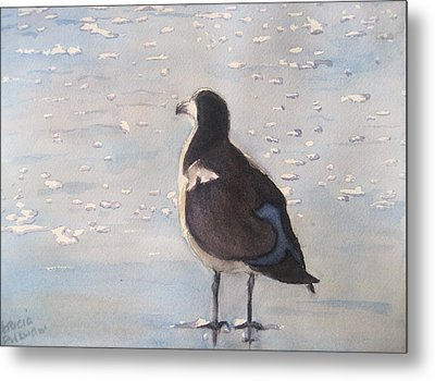Patience Metal Print by Patricia Pushaw