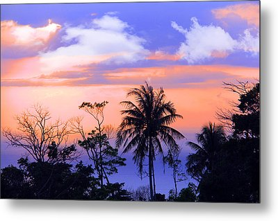 Patong Thailand Metal Print by Mark Ashkenazi