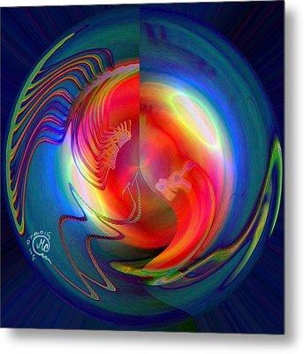 Pattern 279 _ Light Metal Print