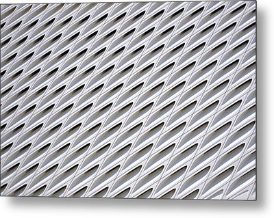 Pattern Background Metal Print