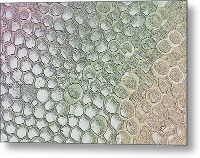 Pattern Or Abstract  Metal Print