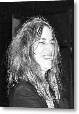 Patti Smith 1 Metal Print