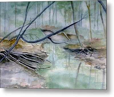 Peace And Tranquility Metal Print