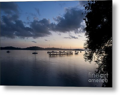Peace Before Sunrise Metal Print