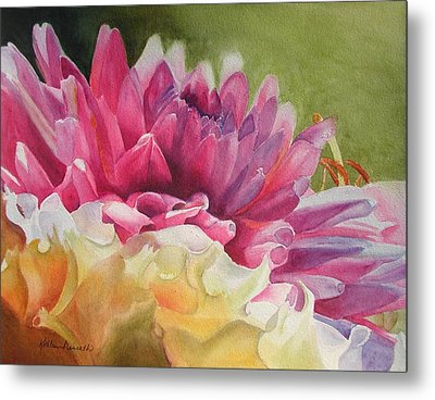 Peace Metal Print by Kathy Nesseth