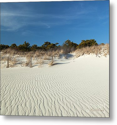 Metal Print featuring the photograph Peaceful Cape Cod by Michelle Wiarda