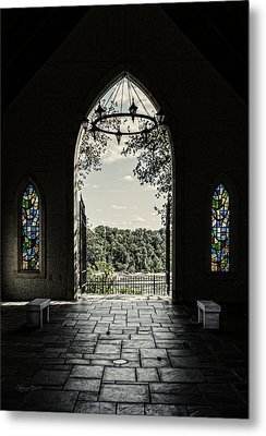 Peaceful Resting  Metal Print