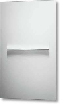 Peeling Back The Layers Metal Print