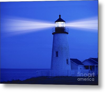Pemaquid Lighthouse Metal Print