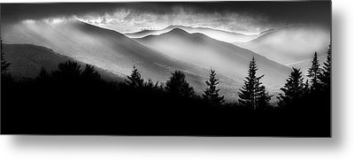 Metal Print featuring the photograph Pemigewasset Wilderness by Bill Wakeley