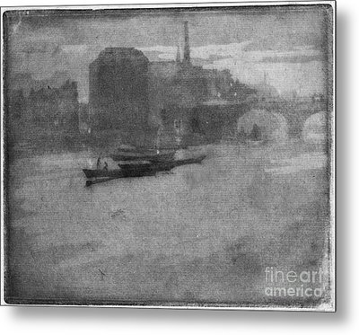 Pennell Thames, 1903 Metal Print by Granger