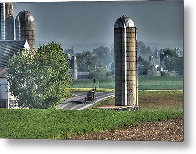 Pennsylvania - Amish Country  Metal Print