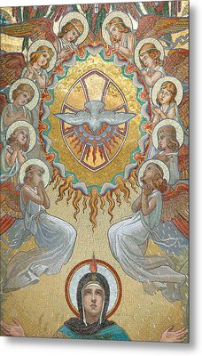 Pentecost Metal Print by Unknown