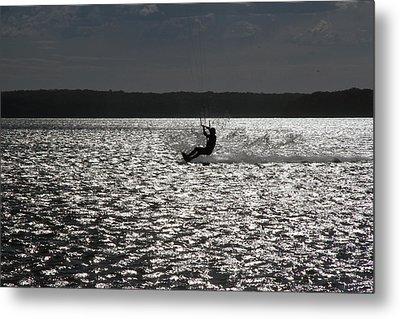 Metal Print featuring the photograph Perfect Light At Lake Wollumboola by Miroslava Jurcik