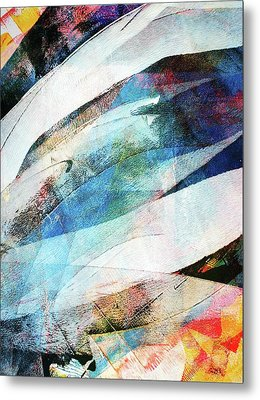 Perfect Wave Metal Print by Christopher Davis