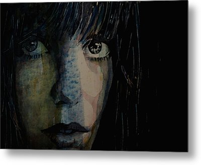 Periode Bleue Metal Print by Paul Lovering