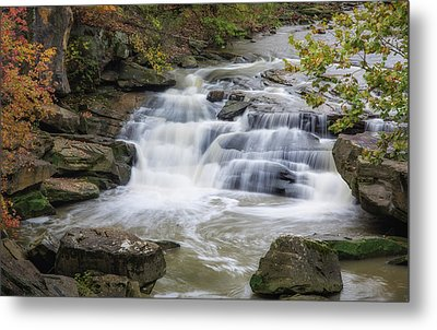 Metal Print featuring the photograph Perpetual Flow by Dale Kincaid