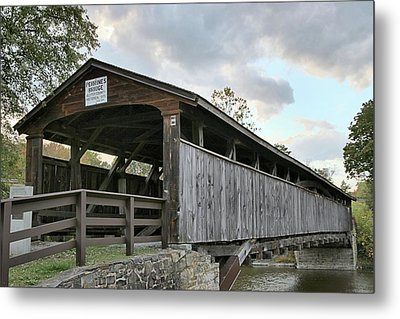 Perrine's Bridge Metal Print by DJ Florek