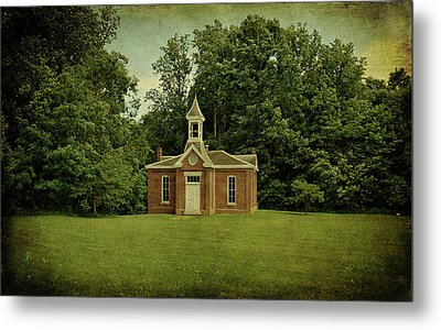 Perry Township School No. 3 Metal Print
