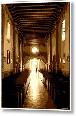Personal Sanctuary Metal Print by Glenn McCarthy Art and Photography