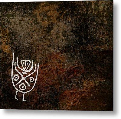Petroglyph 7 Metal Print