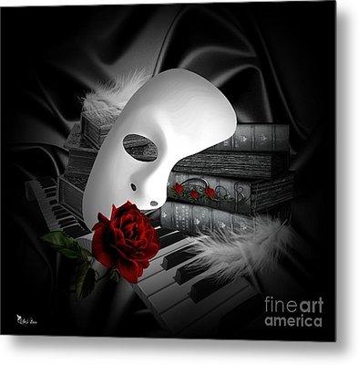 Phantom Of The Opera Metal Print