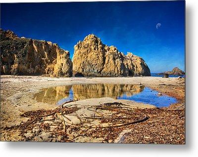 Metal Print featuring the photograph Pheiffer Beach - Keyhole Rock #16 - Big Sur, Ca by Jennifer Rondinelli Reilly - Fine Art Photography