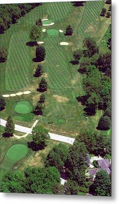 Philadelphia Cricket Club St Martins Golf Course 7th Hole 415 W Willow Grove Ave Phila Pa 19118 Metal Print