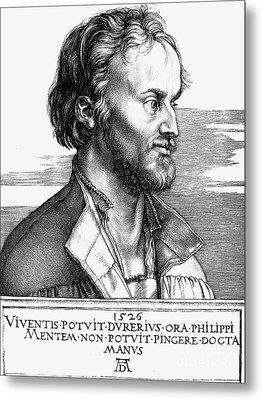 Philipp Melanchthon Metal Print by Granger