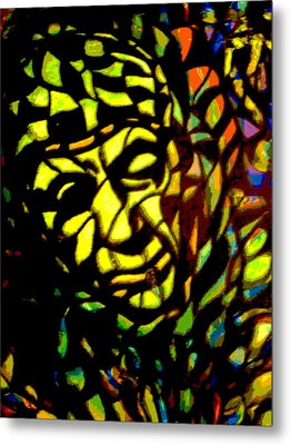 Picasso Metal Print by Gayland Morris