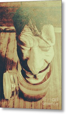 Pickle Me Grandfather Metal Print by Jorgo Photography - Wall Art Gallery