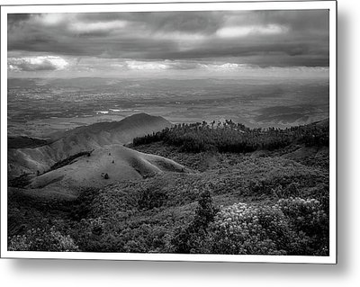 Pico Do Itapeva-pindamonhangaba-sp Metal Print