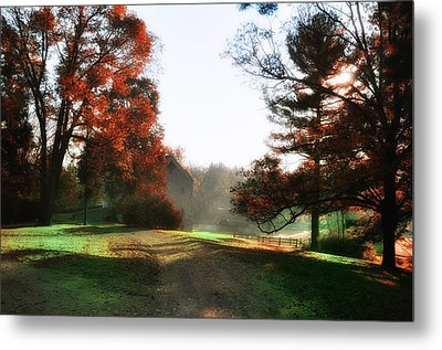 Picture Perfect Morning Metal Print by Bill Cannon