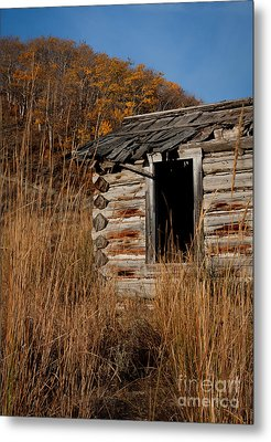 Pioneer Homestead Metal Print by Idaho Scenic Images Linda Lantzy