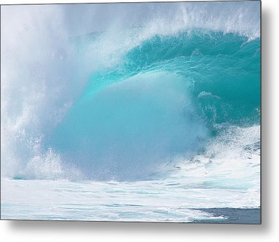 Pipeline First Reef Metal Print by Kevin Smith