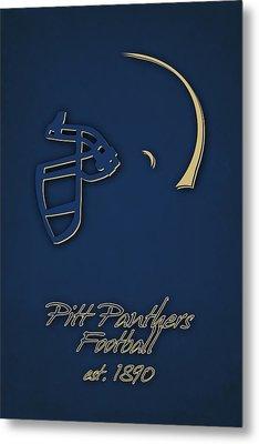 Pitt Panthers Metal Print