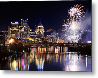 Pittsburgh 1  Metal Print