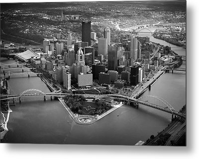 Pittsburgh 8 Metal Print