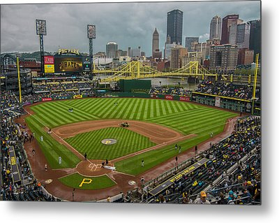 Pittsburgh Pirates Pnc Park 5569 Metal Print