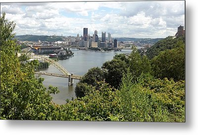 Pittsburgh Series 2  Metal Print
