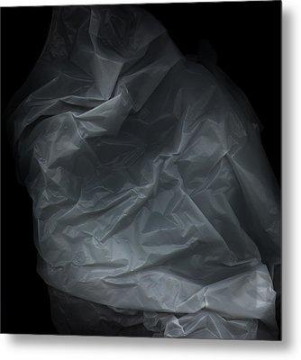 Plastic1 Metal Print by Werner Hammerstingl