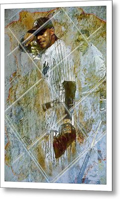 Play Ball Metal Print by James Robinson