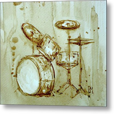 Play It Forward Metal Print by Pete Maier