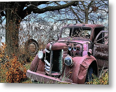 Pleasures From The Past Metal Print