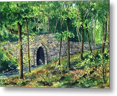 Poinsett Bridge  Metal Print
