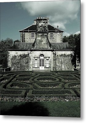 Pollok House Metal Print
