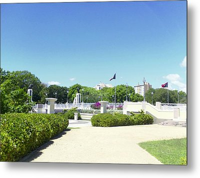 Ponce's Ecological Park Metal Print